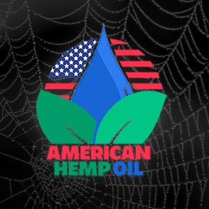 AMERICAN HEMP OIL HALLOWEEN