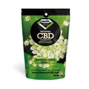 CBD CRYSTAL DABS 1