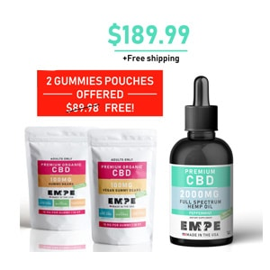 FREE GUMMIES WITH OIL