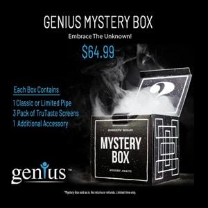 GENIUS MYSTERY BOX DISCOUNT