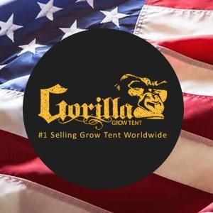 GORILLA GROW TENT MILITARY
