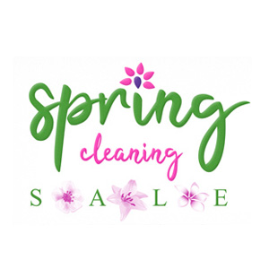 GRASSCITY SPRING CLEANING SALE DISCOUNT