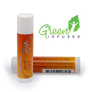 GREEN INFUSED CBD BALM DISCOUNT