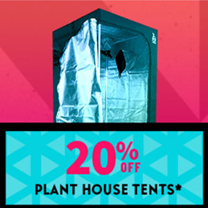 GROW TENTS BLACK FRIDAY GROWERS HOUSE DISCOUNT