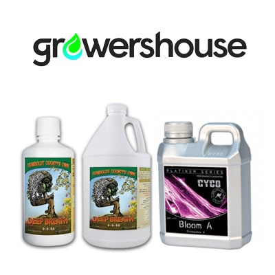 GROWERS HOUSE BLOOM BOOSTERS