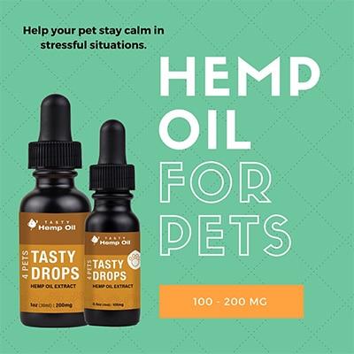 HEMP OIL PETS