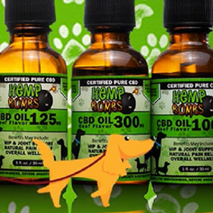 HEMPBOMBS PET CBD DISCOUNT