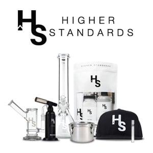 HIGHER STANDARDS BEAKER AND RIG