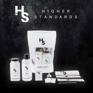 HIGHER STANDARDS BLACK