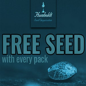 HUMBOLDT FREE SEED DISCOUNT
