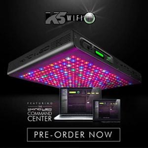 K5 WIFI KIND LED GROW LIGHTS