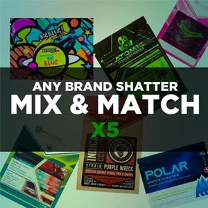 MIX AND MATCH SHATTER