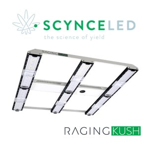 RAGING KUSH LED GROW LIGHT
