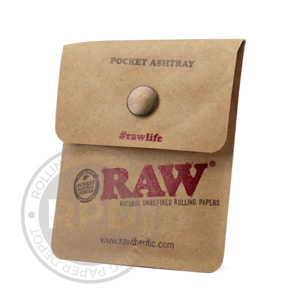 RAW POCKET ASH TRAY DISCOUNT