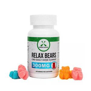 RELAX BEARS CBD GUMMIES DISCOUNT