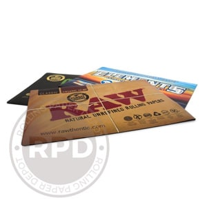 ROLLING PAPER COUNTER MATS