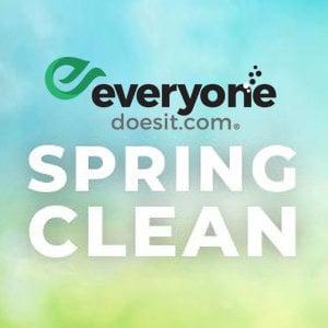 SPRING CLEAN DISCOUNT EVERYONEDOESIT