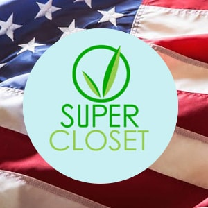 SUPERCLOSET MILITARY DISCOUNT