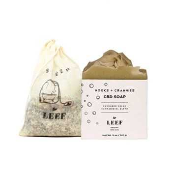 bath bundle leef organics