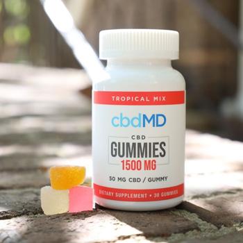 cbdmd gummies offer