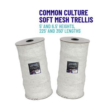 common culture trellis netting