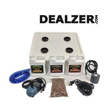 dealzer 4 plant easy kit