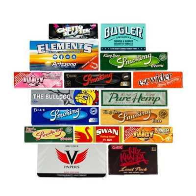 grasscity rolling paper bundle promo