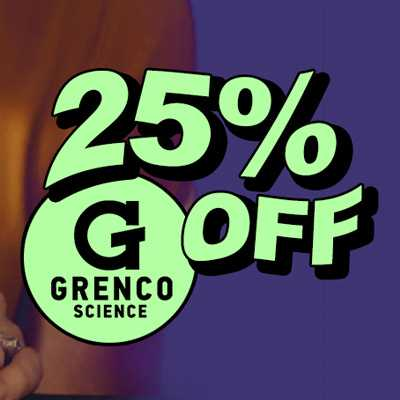 grenco science discount 25