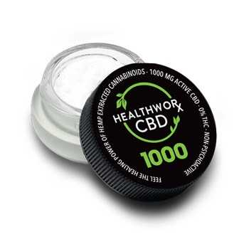 healthworx cbd isolate