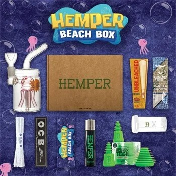 hemper beach box deal
