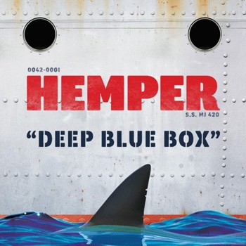 hemper deep blue box