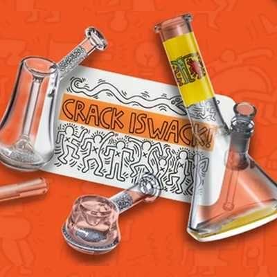 k haring glass discount