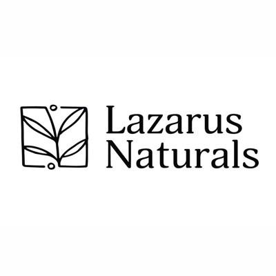 lazarus naturals discount code