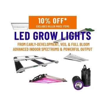 led grow lights growers house