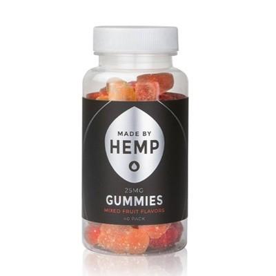 made by hemp discount code gummies