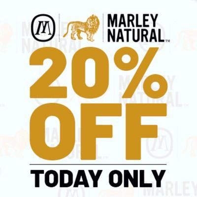 marley natural discount 1 1