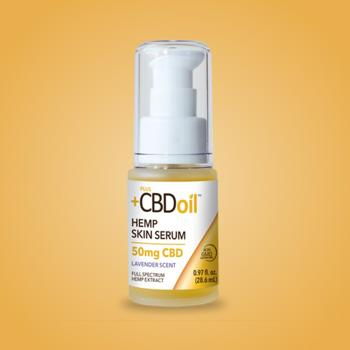 plus cbd skin serum
