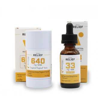 receptra naturals relief cbd