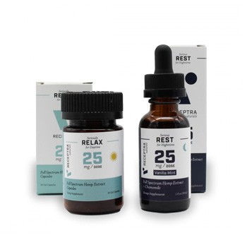 rest and relax bundle receptra naturals