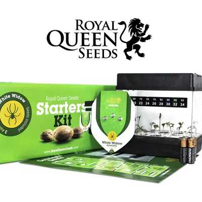 royal queen seeds discount starter kit