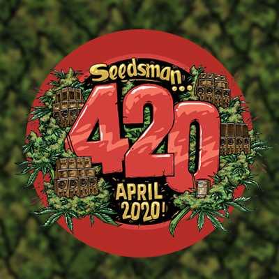 seedsman 420 discount