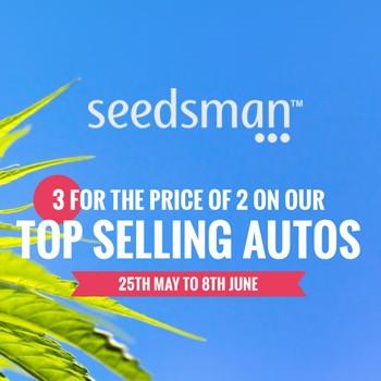 seedsman auto 3 for 2