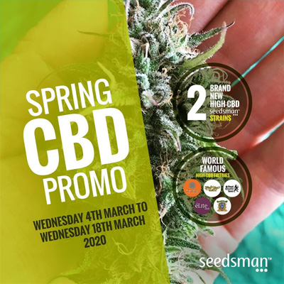 seedsman discount cbd promo
