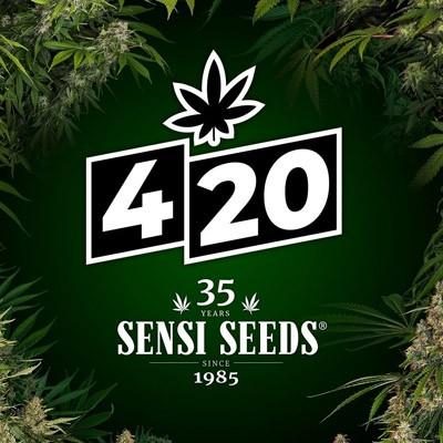 sensi seeds discount 420