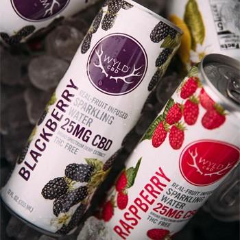 sparkling cbd fruit drinks wyld cbd