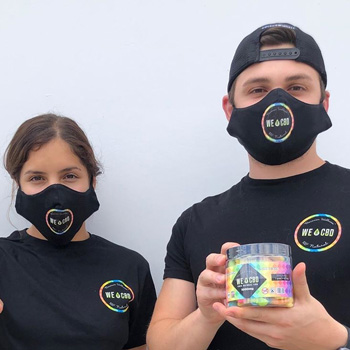we r cbd free mask